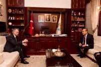 TIBBİ DESTEK - Kanada Büyükelçisi'nden Sözlü'ye Ziyaret
