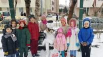 İL MİLLİ EĞİTİM MÜDÜRLÜĞÜ - 'Kardan Adam Yarışması' Ödülleri Sahiplerini Buldu