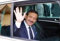 MESUT YıLDıRıM - Kastamonu Valisi Mesut Yıldırım, Emekliliğe Ayrıldı