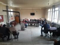 EDIP ÇAKıCı - Kaymakam Çakıcı Beşevler Köyü Sakinleriyle Buluştu