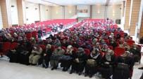 Kur'an Kursu Öğreticilerine Ve Öğrencilerine 'Afet Eğitimi' Semineri