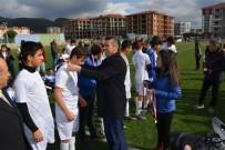 ALTıNOLUK - Mahalle Ligi Futbol Turnuvası Edremit Grubu Şampiyonları Ödüllerini Aldılar