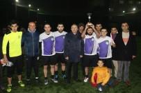 İSMAIL AYDıN - Manisa'da Spor Destekleniyor