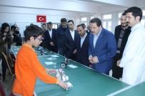 BASIN AÇIKLAMASI - Memur-Sen Genel Başkanı Ali Kılıç Düzce'de