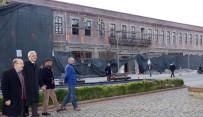 TURİZM SEZONU - Meydan Parkı'nda İkinci Etap Turizm Sezonu Öncesinde Tamamlanacak