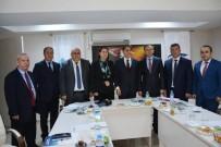 GENEL SAĞLIK SİGORTASI - Müsteşar Yardımcısı Albay Açıklaması 'Cumhurbaşkanımızın Talimatıyla Çalışma Hayatında Seferberlik Başlatıldı'