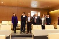 MUSTAFA BOZBEY - Nilüfer Belediyesi Beylikdüzü Ve Manyas'a Örnek Oluyor