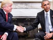 HİLLARY CLİNTON - Obama Giderayak Trump'ın Kucağına 5 Bomba Bıraktı!