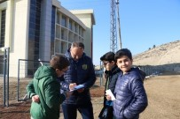 BEDEN EĞİTİMİ ÖĞRETMENİ - Öğrencilerden Evkur Yeni Malatyaspor'a Moral Ziyareti
