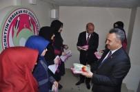 OSMANIYE VALISI - Osmaniye'de 127 Bin Öğrenci Yarıyıl Tatiline Girdi