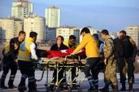 ÇOCUK HASTANESİ - Şehit Askerlerin Cenazeleri Gaziantep'e Getirildi