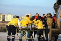 ÇOCUK HASTANESİ - Şehitler Gaziantep'e getirildi