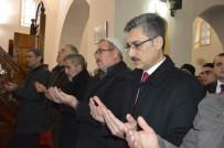 CUMA NAMAZI - Şehitler İçin Okunan Hatimlerin Duası Yapıldı