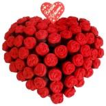 EVLİLİK YILDÖNÜMÜ - Sevgililer Günü'nde 'Lezzetli Hediyeler'