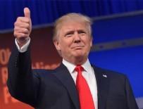 PROTESTO - Trump resmen ABD Başkanı