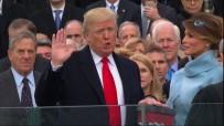 MICHELLE OBAMA - Trump Resmen ABD Başkanı
