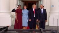 MICHELLE OBAMA - Trump, Yemin İçin Kongre Yolunda