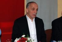 MILLIYETÇILIK - Türk-İş Genel Başkanı Ergün Atalay Şanlıurfa'da