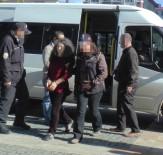PKK TERÖR ÖRGÜTÜ - Tutuklanan PKK'lı, HDP'li milletvekili adayı çıktı