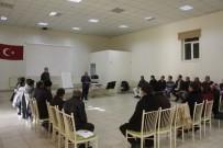 Uçhisar Belediyesi'nde Hizmet İçi Eğitim Tamamlandı