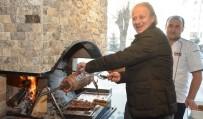 TUGAY KERIMOĞLU - Ünlü Spor Adamları Erzurum'da