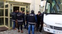 MAHREM - Uşak'ta FETÖ'den Gözaltına Alınan 25 Kişi Adliyeye Sevk Edildi