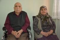 GAZILER - Uşaklı Gaziye 51 Yıl Gecikmeli Ziyaret