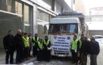 KıZıLKAYA - Van'dan Halep'e Uzanan Yardım Eli