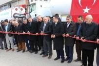 ASıMıN NESLI - Yahyalı Belediyesi Yeni Araçlarını Tanıttı