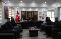Yardımlaşma Derneğinden Başkan Tutal'a Ziyaret