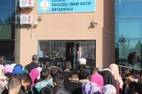 İMAM HATİP ORTAOKULU - Yavuzeli'de Karne Heyecanı