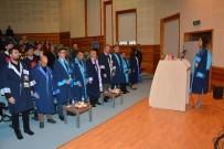 BEDEN EĞİTİMİ - YDÜ Beden Eğitimi Spor Yüksekokulu Mezunları Diplomalarını Aldı