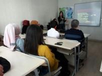 UYUŞTURUCU MADDE - Yenişehir Gençlik Merkezinde Madde Bağımlılığı Semineri