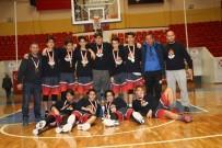 BEDEN EĞİTİMİ - Yıldız Erkek Basketbolde Buhara Ortaokulu Adana Birincisi