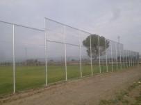YAĞCıLAR - Yunusemre'de Spor Sahaları Yenileniyor