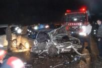 ÖLÜMLÜ - 2016 Yılı Aralık Ayında 365 Trafik Kazasında 260 Kişi Yaralandı