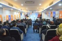 İL DANIŞMA MECLİSİ - Ak Parti'de Ocak Ayı Toplantısı Yapıldı