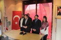 BASIN AÇIKLAMASI - AK Parti Gençlik Kolları Açıklaması 'Bu Saldırılar Bizi Yıldıramaz'