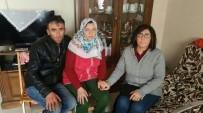 ODUNPAZARI - AK Parti Odunpazarı Kadın Kolları'ndan Acılı Ailelere Taziye Ziyareti