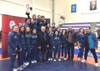 Altınovalı Bayan Güreşçiler Türkiye Şampiyonu