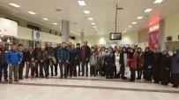 ANADOLU İMAM HATİP LİSESİ - Atakum AİHL Öğrencileri İngilizce Eğitimi İçin İngiltere'ye Gitti