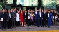 ADNAN MENDERES ÜNIVERSITESI - Aydın'da Organ Bağışını Destekleyenler Onurlandırıldı