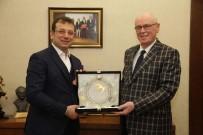 ODUNPAZARI - Başkan İmamaoğlu, Hamamyolu Projesini Başarılı Buldu