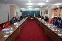 Bayburt'ta Uyuşturucuyla Mücadele Toplantısı