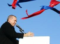 CUMHURBAŞKANı - Cumhurbaşkanı Erdoğan'dan Anayasa Değişikliği Teklifinin Kabulü İle İlgili Yorum
