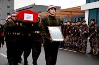 GİRESUN VALİSİ - El-Bab Şehitlerinden Piyade Uzman Çavuş Emre Doruk'un Cenazesi Memleketi Giresun'a Getirildi