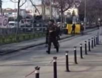 İSTANBUL EMNİYET MÜDÜRLÜĞÜ - İstanbul Emniyet Müdürlüğü'nde silah sesleri