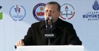 CUMHURBAŞKANı - Erdoğan Açıklaması Parlamento Güzel Bir Cevap Verdi