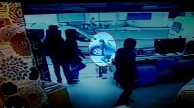 Esenyurt saldırganı kamerada