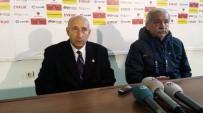İRFAN BUZ - Evkur Yeni Malatyaspor - Mersin İdmanyurdu Maçının Ardından